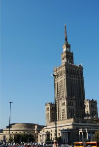 Palace of Culture and Science, , Warsaw (Pałac Kultury i Nauki - PKiN)