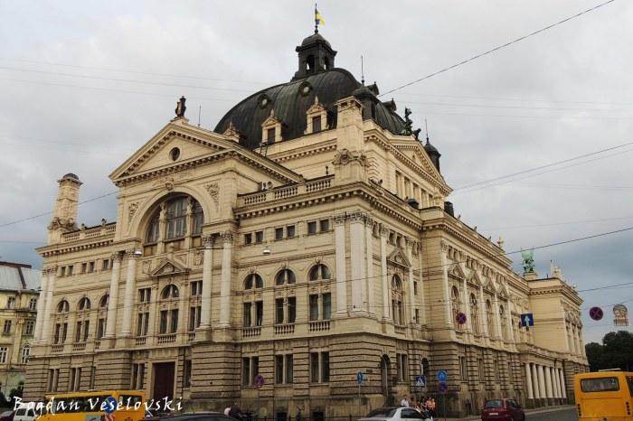 Lviv Theatre of Opera and Ballet (Львівський Державний академічний театр опери та балету імені Соломії Крушельницької)