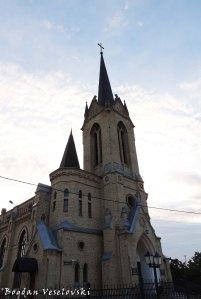 Lutheran church in Lutsk (Лютеранська кірха в Луцьку)