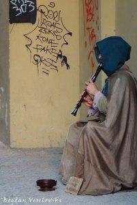 Pipe singer
