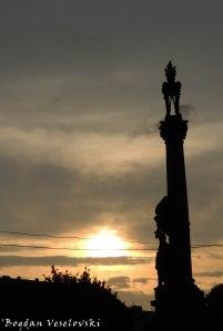 Adam Mickiewicz Monument in Lviv (Пам'ятник Адамові Міцкевичу, Львів)