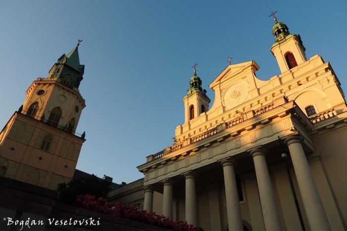 Trinitarian Tower-bell & Cathedral of St. John the Baptist, Lublin (Wieża Trynitarska & Archikatedra św. Jana Chrzciciela i św. Jana Ewangelisty w Lublinie)