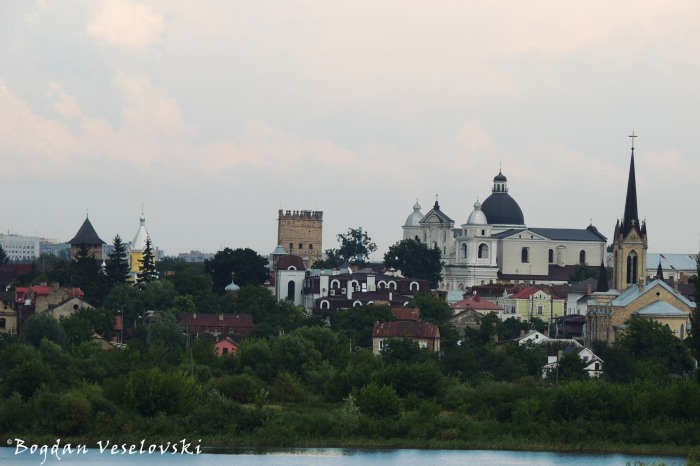 Panorama of Lutsk