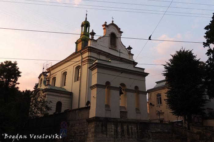 Church of St. Anthony (Kостел Святого Антонія)