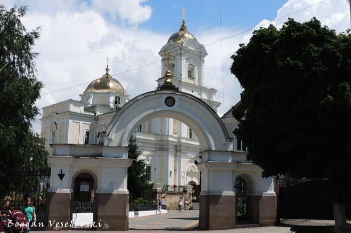 Holy Trinity Orthodox Cathedral, Lutsk (Свято-Троїцький кафедральний собор)
