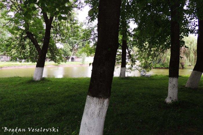 Zoo Park in Lutsk