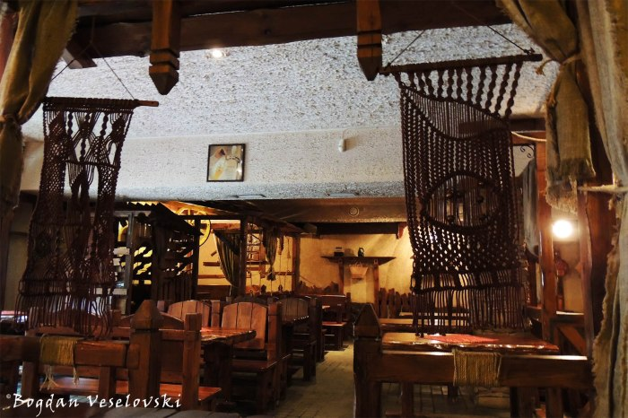 Traditional restaurant in Lutsk