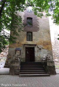 Gunpowder tower (порохова вежа)