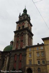 Kornyakt Tower of Dormition Church (Вежа Корнякта, частина ансамблю Успенської церкви)