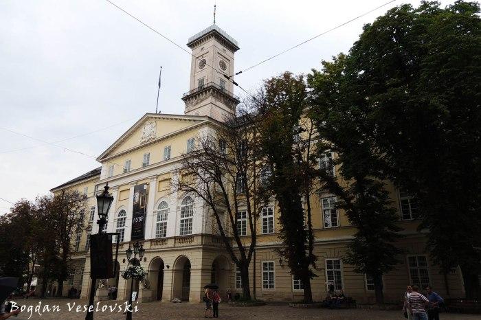 Lviv Town Hall (Львівська ратуша)
