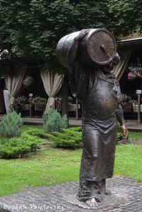 Brewer's statue (Пам'ятник львівським броварям)
