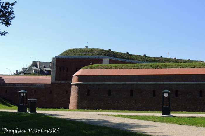 Bastion of the Fortress
