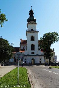Cathedral of the Lord's Resurrection and St. Thomas the Apostle, Zamość (Katedra Zmartwychwstania Pańskiego i św. Tomasza Apostoła w Zamościu)