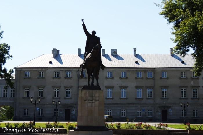 Monument to Jan Zamoyski