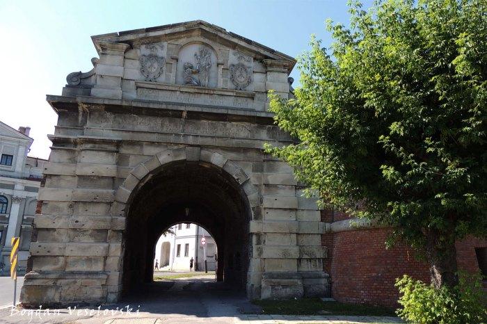 Old Lwów Gate