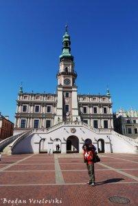 Zamość Town Hall (Ratusz w Zamościu)