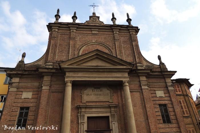 Chiesa di San Francesco, Moncalieri