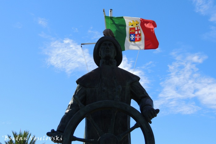Monument to the Italian Sailors, Finale Ligure