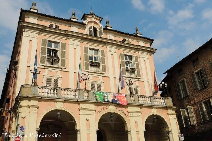 Palazzo Comunale Moncalieri - Il Municipio