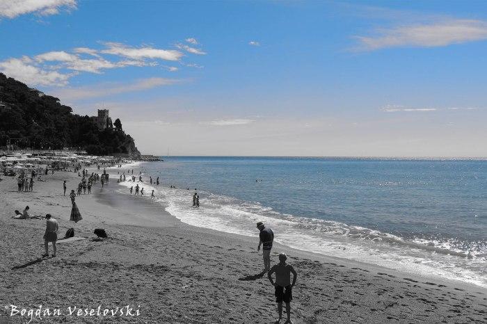 Finale Ligure Beach