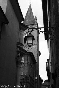 Campanile della Chiesa di San Francesco, Moncalieri