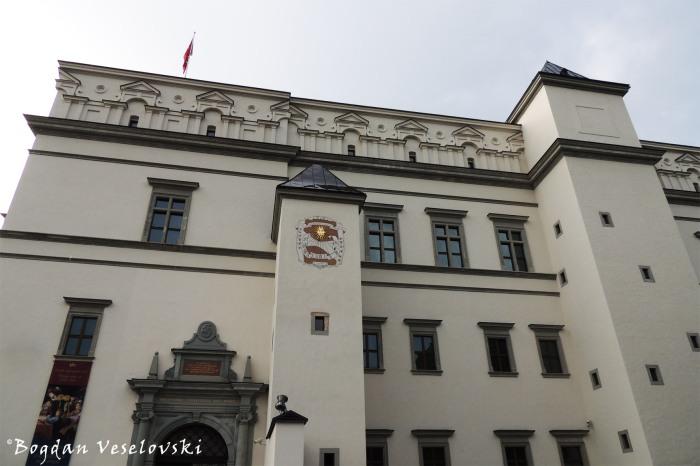 Royal Palace of the Grand Dukes of Lithuania, Vilnius (Lietuvos Didžiosios Kunigaikštystės valdovų rūmai Vilniaus žemutinėje pilyje)
