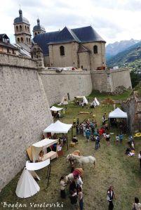 Fête Médiévale du Grand Escarton 2014, Briançon