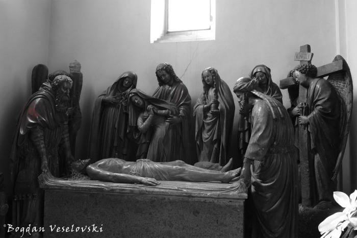 Chiesa di Santa Maria della Scala - Lamentation of Christ