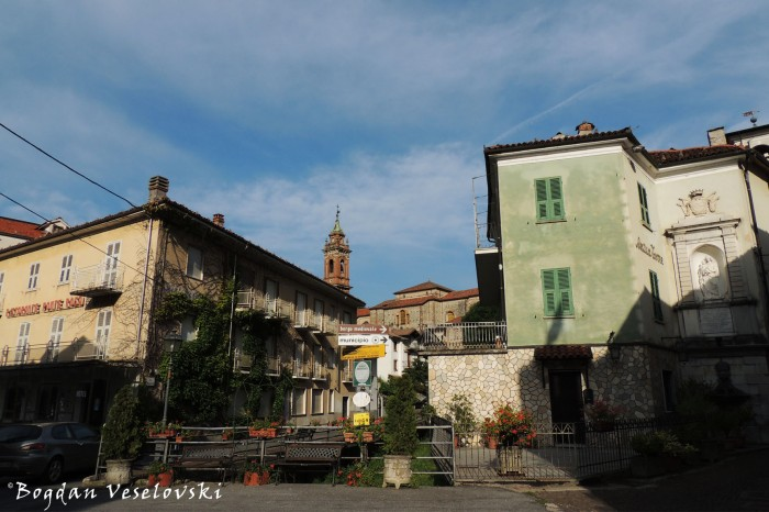 Ristorante Ponte Rosa & Antica Torre, Garessio