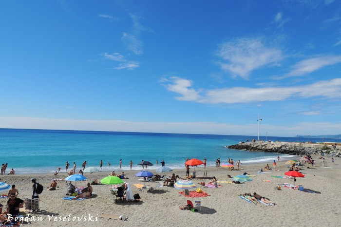 Seaside, Finale Ligure