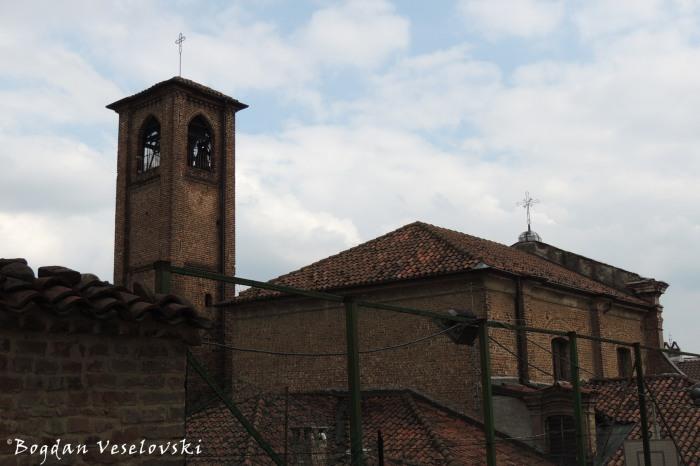 Chiesa di S. Egidio, Moncalieri