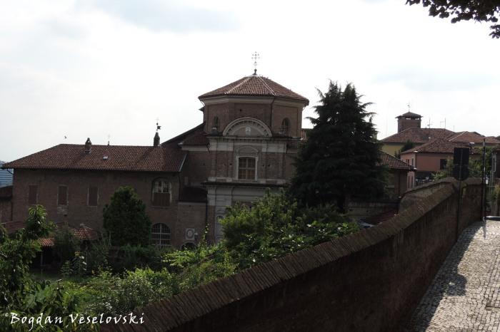Monastero Carmelitano Scalze Carmelo S. Giuseppe