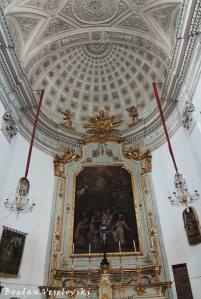 Oratorio di Sant'Anna - Altare