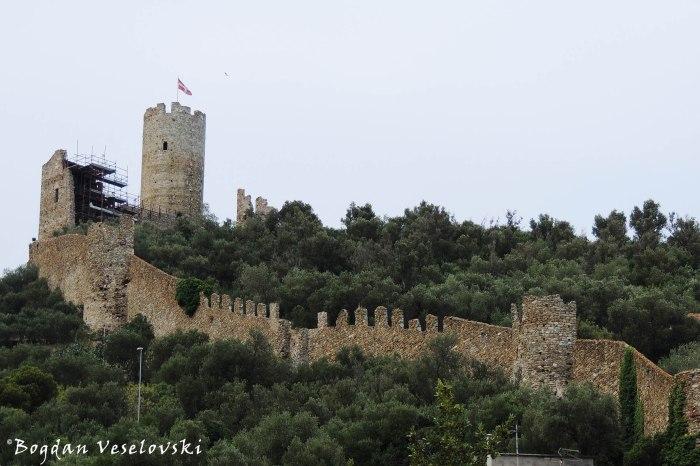 Castello di Monte Ursino, Noli