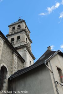Bell Tower of Notre-Dame and Saint-Nicolas' Church