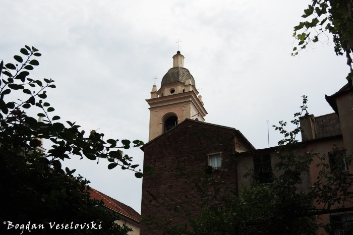 Campanile di San Pietro, Noli