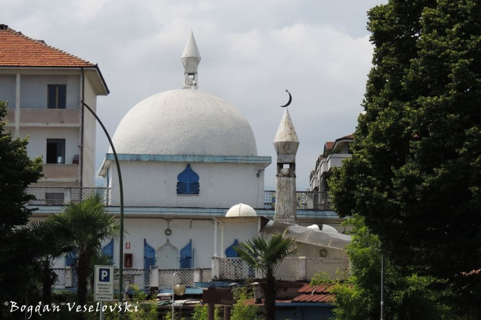 Mosque in Pinerolo