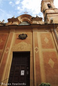 Chiesa di Santa Maddalena de Pazzi, Finale Ligure