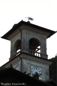 Town Hall's Tower, Garessio (Torre del Palazzo Comunale)
