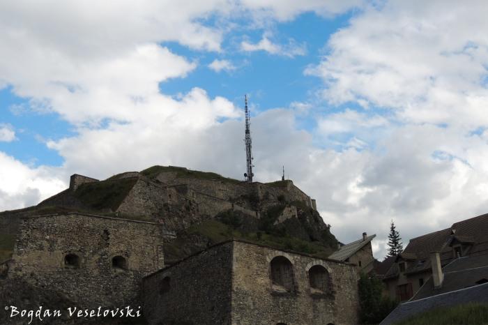 The citadel of Briançon