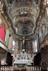 Collegiata di San Giovanni Battista - Altare