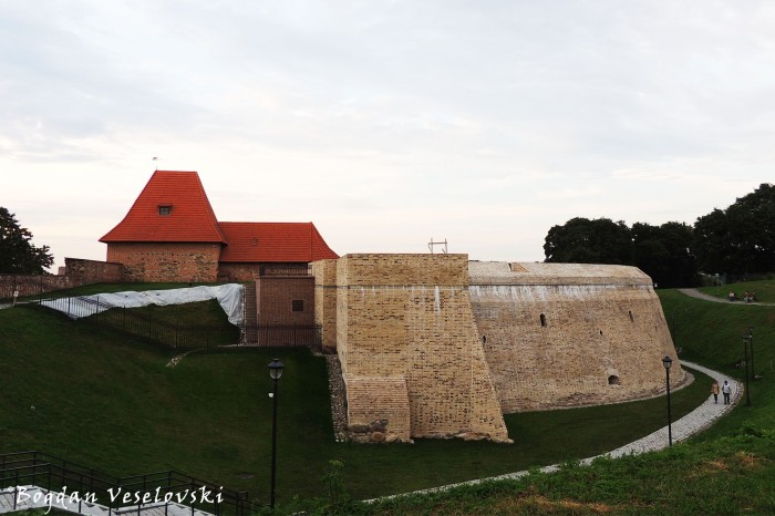 Bastion of Vilnius City Wall