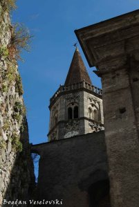 Bell Tower San Biagio in Finalborgo