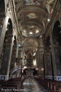 Basilica di San Biagio - Navata maggiore