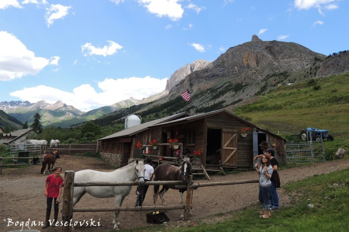 Ranch du Grand Aigle, Le Lauzet, Le Monêtier-les-Bains, Serre Chevalier