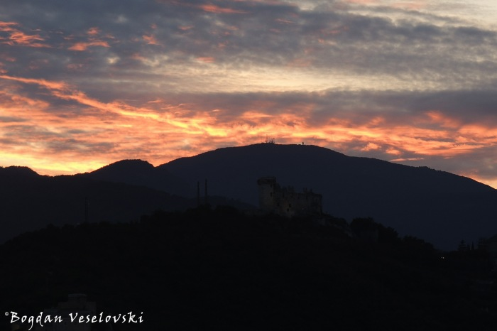 Castel Gavone, Finale Ligure