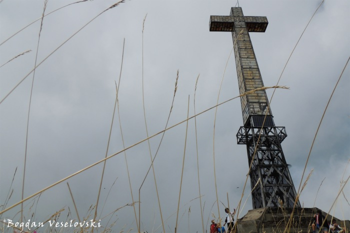 La grande croce di Bric Mindino