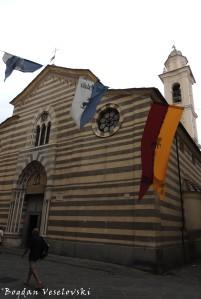Chiesa di Santa Maria in Fontibus, Albenga - facade