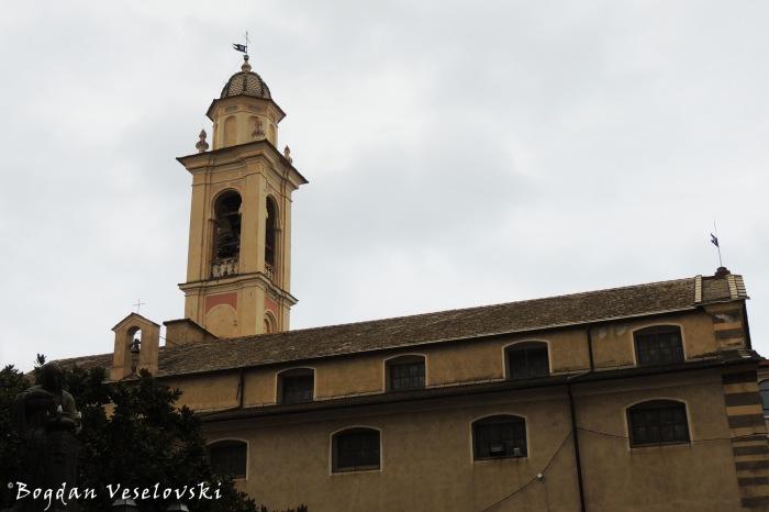 Chiesa di Santa Maria in Fontibus, Albenga