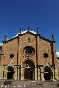 Collegiate church of San Secondo in Asti (La Collegiata di San Secondo ad Asti)